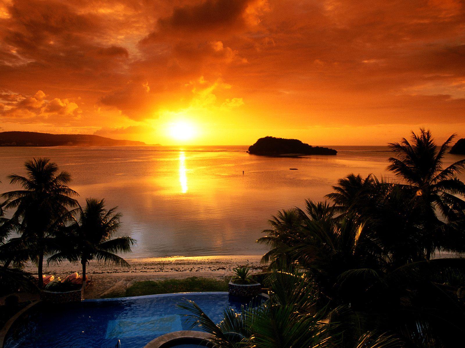 Закаты солнца - фотогалерея №7...